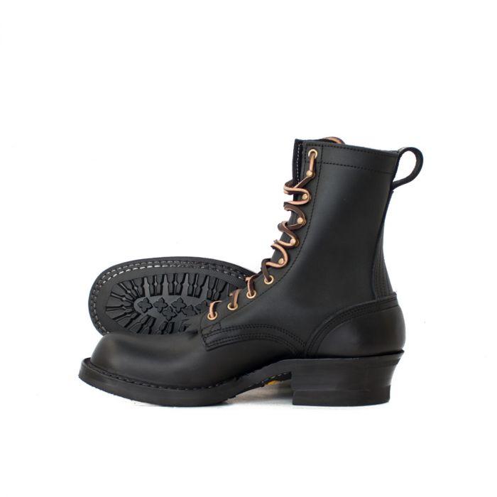 black ranger combat boots