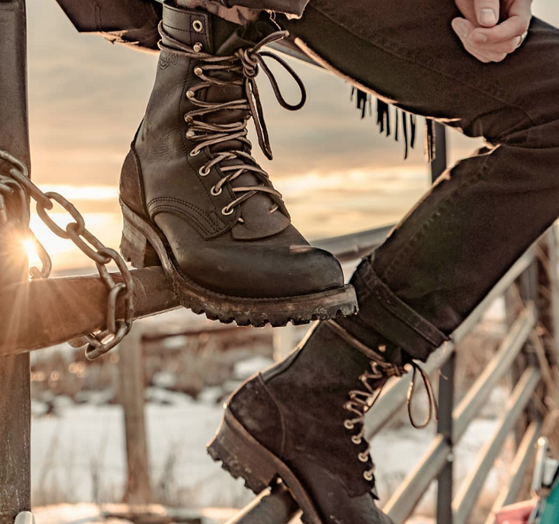 nicks work boots vs roper boots