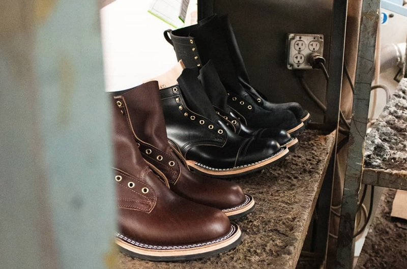 rotate your boots to make them last longer between rebuilds