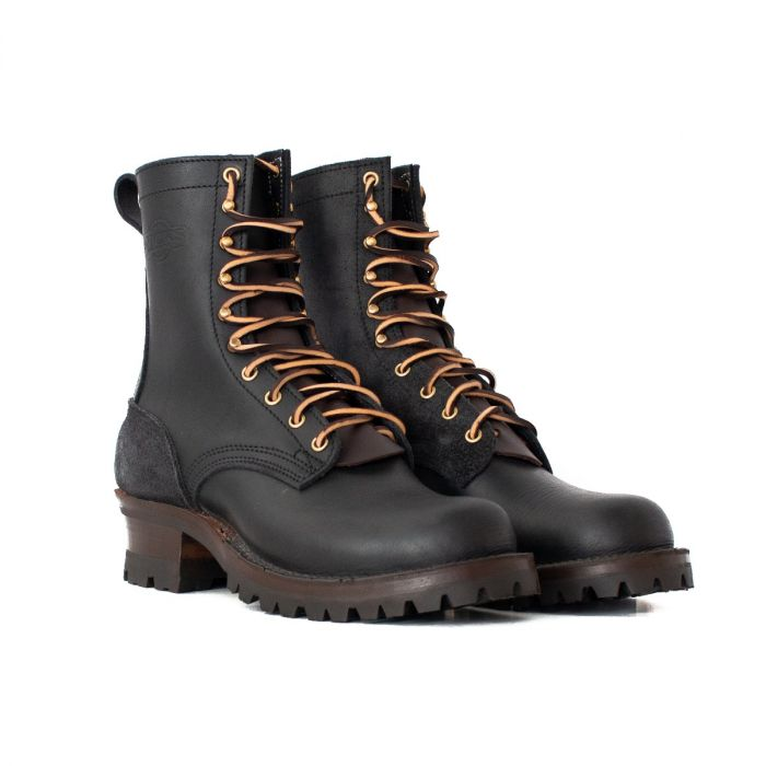 high quality sturdy leather boots